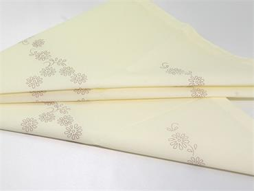 Daisy Tray Cloth