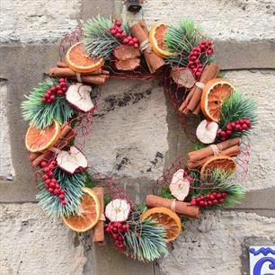 Wreath Making Inspiration