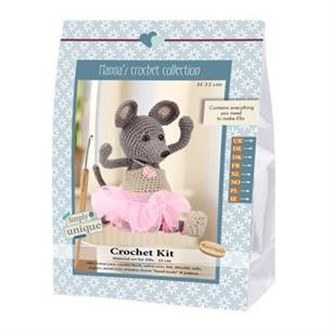 Crochet Kits - Emily and Friends Collection