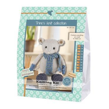 KNITTING KITS - LUIS MOUSE Detail Page