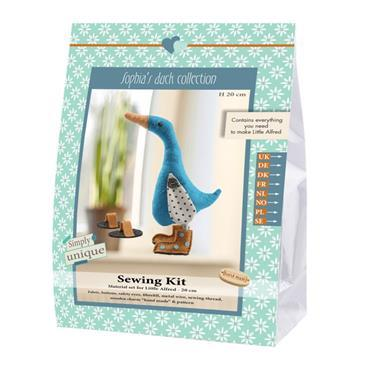 SEWING KITS - LITTLE ALFRED Detail Page