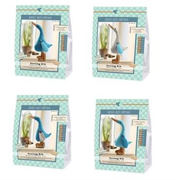 GH14/DUCK SEWING KITS - DUCK FAMILY COMPLETE COLLECTION Detail Page