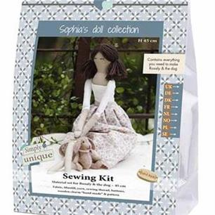 Sewing Kits - Doll Fabric