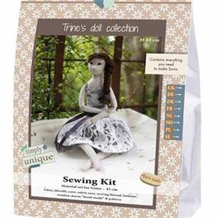 Sewing Kits - Doll Felt