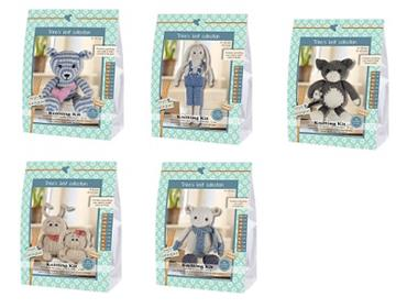 GH13/LUKAS KNITTING KITS - LUKAS & FRIENDS Detail Page
