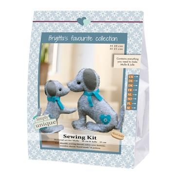 SEWING KITS - MULLE & JULLE DOGS Detail Page