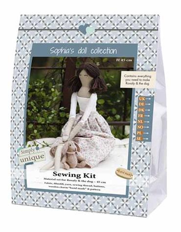 SEWING KITS - DOLL FABRIC Detail Page