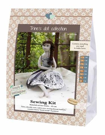 SEWING KITS - DOLL FELT Detail Page