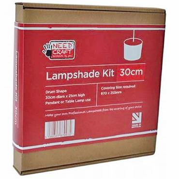 HC041 PROFESSIONAL LAMPSHADE MAKING KIT 30CM Detail Page