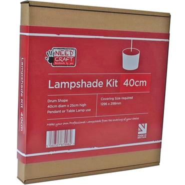HC042 PROFESSIONAL LAMPSHADE MAKING KIT 40CM Detail Page