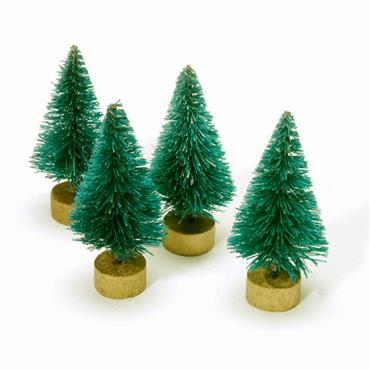 HC16459 38MM XMAS SISAL TREE 4PCS Detail Page