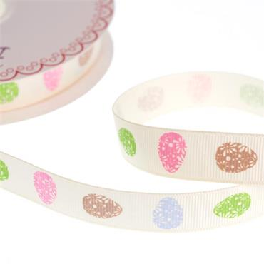 HR79/16 16MM EASTER EGG GROSGRAIN RIBBON - 25MTS Detail Page