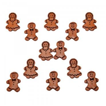 JJX/1186 GINGERBREAD PEOPLE Detail Page