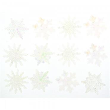 JJX/2079 CRYSTAL SNOWFLAKE BUTTONS Detail Page