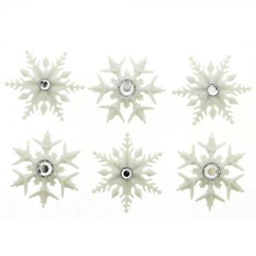 JJX/9498 FANCY SNOWFLAKES Detail Page