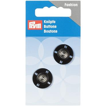 P341931 SEW-ON SNAP FASTENERS 18 MM BLACK Detail Page
