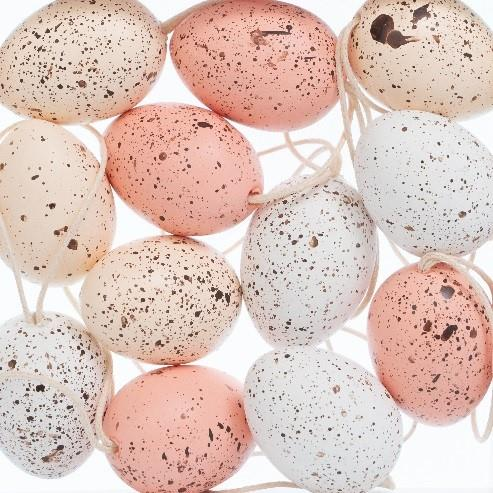HC3005 SPECKLED EASTER EGGS - 12PCS Detail Page