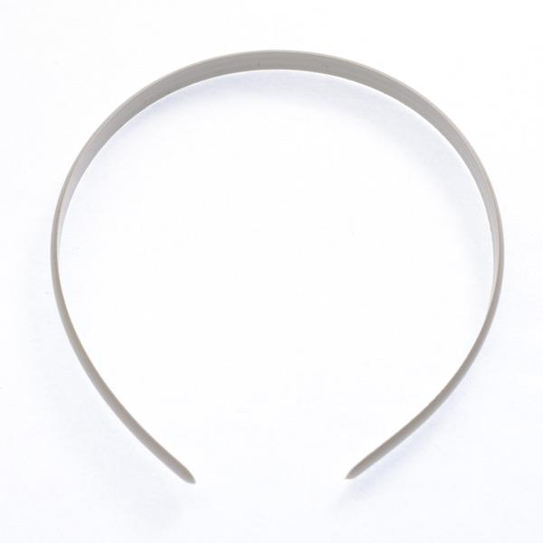 HC520404/10 HAIR BAND 10MM WHITE Detail Page