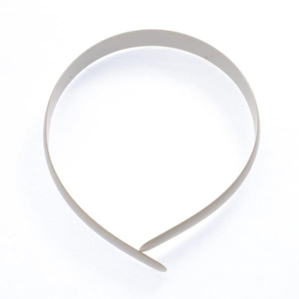 HC520404/15 HAIR BAND 15MM WHITE Detail Page
