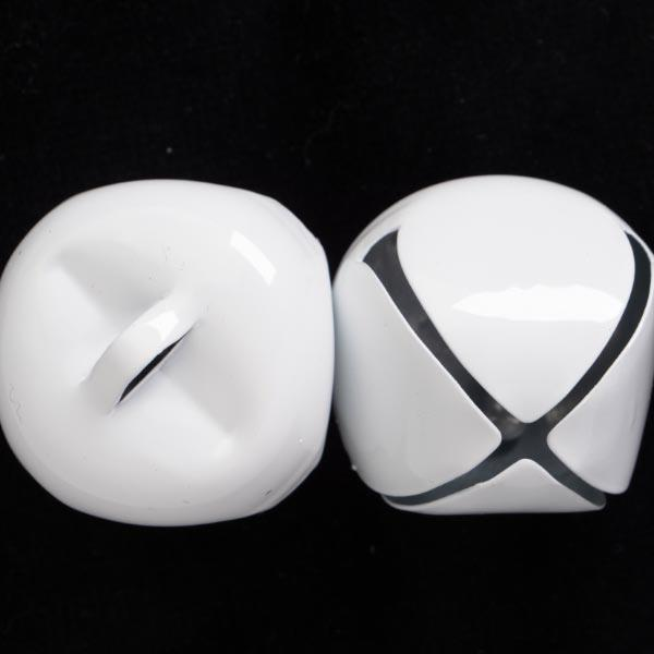 HC7587 38MM JINGLE BELLS 2PCS - WHITE Detail Page
