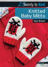 SPB93508/P2393  KNITTED BABY MITTS Detail Page