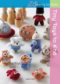 SPB93508/P2522  TINY TOYS TO KNIT Detail Page