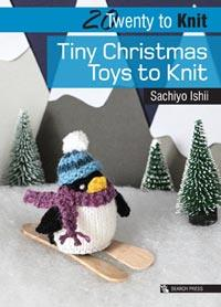 SPB93508/P5363  TINY CHRISTMAS TOYS TO KNIT Detail Page