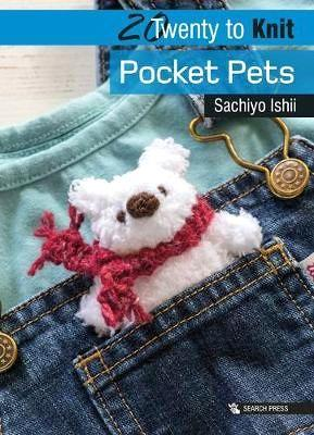 SPB93508/P6957 PATTERN BOOK KNITTED POCKET PETS Detail Page