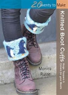 SPB93508/P8490  KNITTED BOOT CUFFS Detail Page
